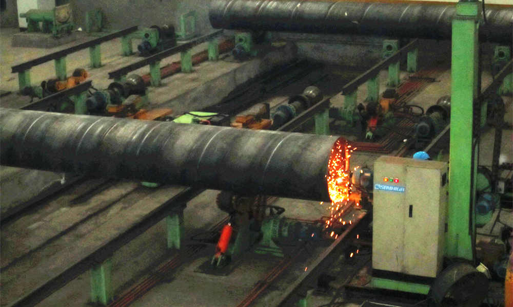 Steel Line Pipe : Api l welded erw lsaw ssaw steel line pipe
