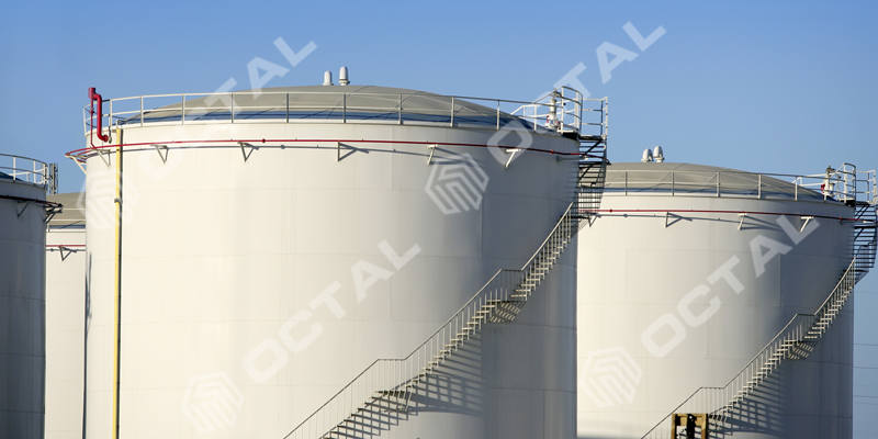 Api 650 Natural Oil And Gas Storage Tanks Completely