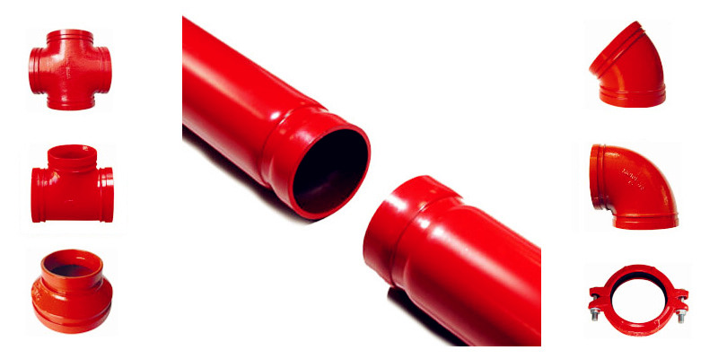 Fire sprinkler pipe and fittings things you must know